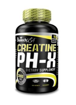 BioTech Creatine pHX 90кап