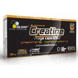 Креатин Olimp Labs Creatine Mega Caps 120 капсул