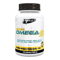 Рыбий жир Trec Nutrition Super Omega-3 120 капсул