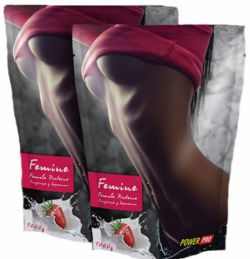 Сывороточный протеин Power Pro Femine Female Proteine 1 килограмм