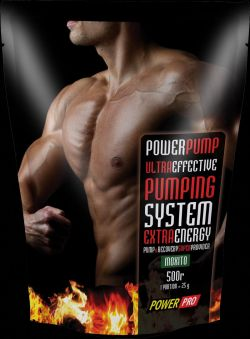Креатин Power Pro Creatine 0,5 кг