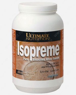 Протеин Ultimate Nutrition Isopreme 2,27кг