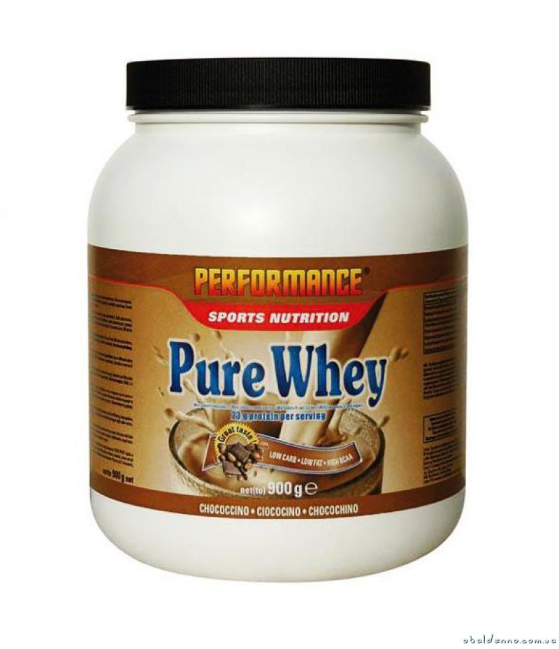 Как употреблять протеины pure whey performance