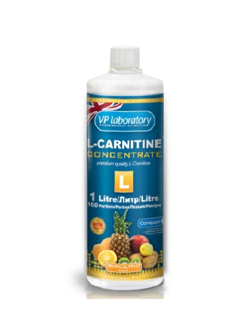 Vp laboratory l-carnitine concentrate vplab отзывы