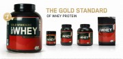 Протеин Optimum Nutrition 100% Whey Gold Standard 450 г
