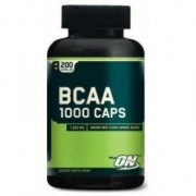 Аминокислоты Optimum Nutrition BCAA 1000 400 капсул