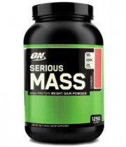 Гейнер Optimum Nutrition Serious Mass 1,37 кг