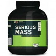 Гейнер Optimum Nutrition Serious Mass 2,722 кг