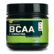Аминокислоты с креатином Optimum Nutrition Instantized BCAA + Creatine 30 порций