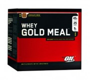 Заменитель пищи Optimum Nutrition Whey Gold Meal 20 пакетиков