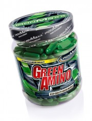 Аминокислоты Ironmaxx Green Amino 550 капсул