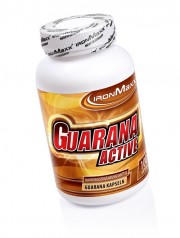 Гуарана Ironmaxx Guarana Active 100 капсул