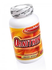 Орнитин Ironmaxx Ornithin 130 капсул