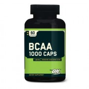 Аминокислоты Optimum Nutrition BCAA 1000 60 капсул