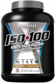 Протеин Dymatize Nutrition Iso-100 2.250 кг