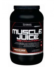 Гейнер Ultimate Nutrition Muscle Juice Revolution 2600 2,130 кг