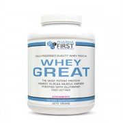 Сывороточный протеин Pharma First Nutraceuticals Whey Great 2,27 кг
