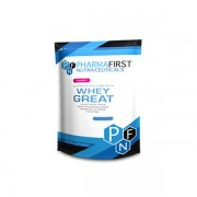 Сывороточный протеин Pharma First Nutraceuticals Whey Great 3 кг
