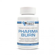 Жиросжигатель Pharma First Nutraceuticals Pharma Burn 120 капсул