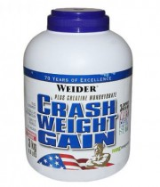 Гейнер Weider Crash Weight Gain 3000 грамм
