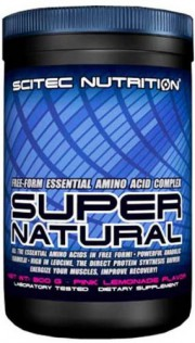 Аминокислоты Scitec Super Natural 300 грамм