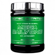 Комплекс мультивитаминов и минералов Scitec Mega Daily One 150 капсул
