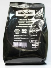 Энергетик Maxler Black Kick (Bag) 500 грамм