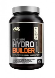 Протеин Optimum Nutrition Platinum Hydro Builder 1000 грамм