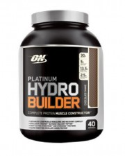 Протеин Optimum Nutrition Platinum Hydro Builder 2000 грамм