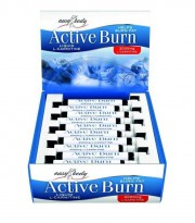 Жиросжигатель QNT Active Burn L-carnitine Ampoules 20 по 25 мл