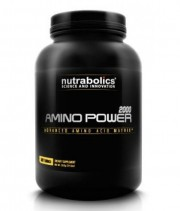 Аминокислоты Nutrabolics Amino Power 2000 325 таблеток