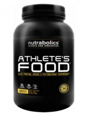 Протеин Nutrabolics Athlete's Food 1080 грамм