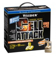 Креатин Weider Cell Attack 1,2 кг + 90 капсул