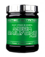 Комплекс мультивитаминов и минералов Scitec Nutrition Mega Daily One Plus 60 капсул