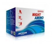 Аминокислоты Dynamic Night Amino 25 флаконов по 11 мл