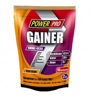Гейнер Power Pro Gainer 2000 грамм