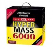 Гейнер Multipower Hyper Mass 6000 5000 грамм