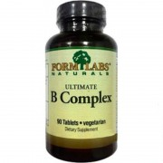 Витамины и Минералы Form Labs Naturals  Ultimate B-Complex 90 капсул