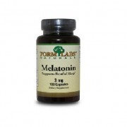 Мелатонин Form Labs Melatonin 3 мг 180 капсул