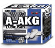 Аргинин Vision Nutrition A-AKG Large Caps 300 капсул