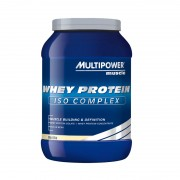 Протеин Multipower Whey Protein ISO COMPLEX 750г
