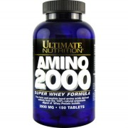 Аминокислоты Ultimate Nutrition Amino 2000 150 таблеток