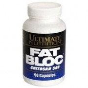 Жироскжигатель Ultimate Nutrition Fat Bloc Chitosan 90 капсул