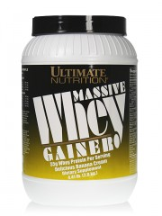 Гейнер Ultimate Nutrition Massive Whey Gainer 4,25 кг