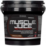 Гейнер Ultimate Nutrition Muscle Juice Revolution 2600 5кг