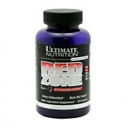 Жиросжигатель Ultimate Nutrition Red Zone 120 капсул